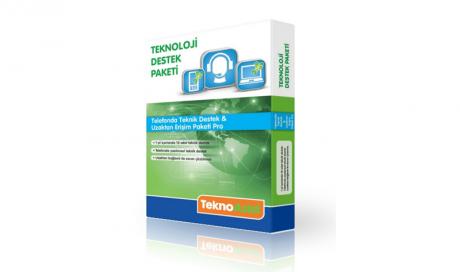 TeknoAsist Teknoloji Destek Paketi